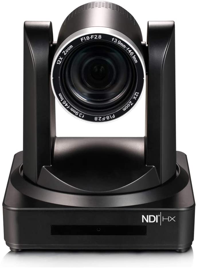 Minrray UV510A NDI PTZ Broadcast and Conference Camera