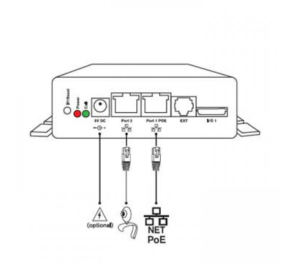 Office Products Office Electronics SNOM PA1 Public Address IP ...