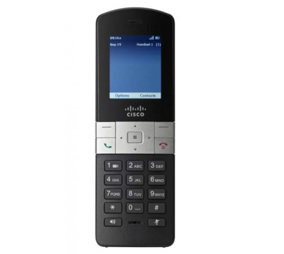 Cisco SPA302D Erweitertes DECT Mobilteil