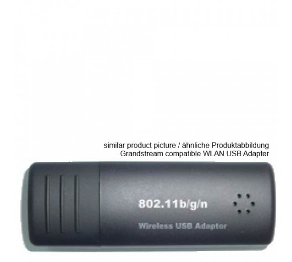 Grandstream Wireless Adapter, der WLAN-Stick für das GXV-3140 (Grandstream kompatibler WLAN USB Stick)