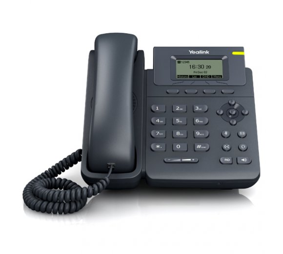 Yealink SIP-T19P Entry-level IP Phone