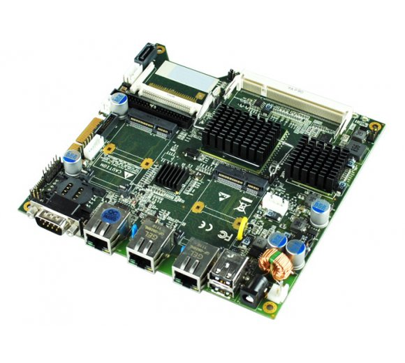 OpenVox IPC110C (1.1Ghz) Embedded Motherboard Intel® Atom® Z5xxP CPU,  250,56 €