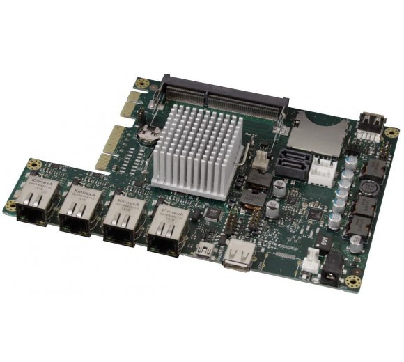 Deciso Netboard A10 - official OPNsense embedded Motherboard (Open Source firewall and routing platform)