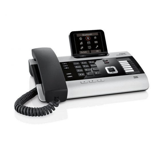 Gigaset DX800A isdn/analog/voip all in one mit...