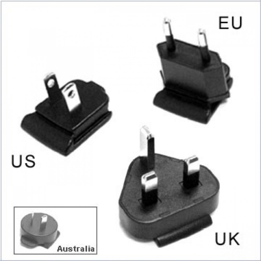 US CLIP Plug-In Adapter for Cisco Linksys PA100 Power Supply