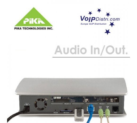 Pika WARP2 for Asterisk Telephony Appliance (incl. 1 FXS)