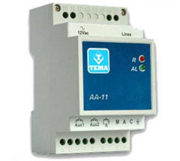 Tema AA-11 (FXO) Universal door phone PBX interface for Connection to an Analog Extension, fits with all for existing Door Entry System