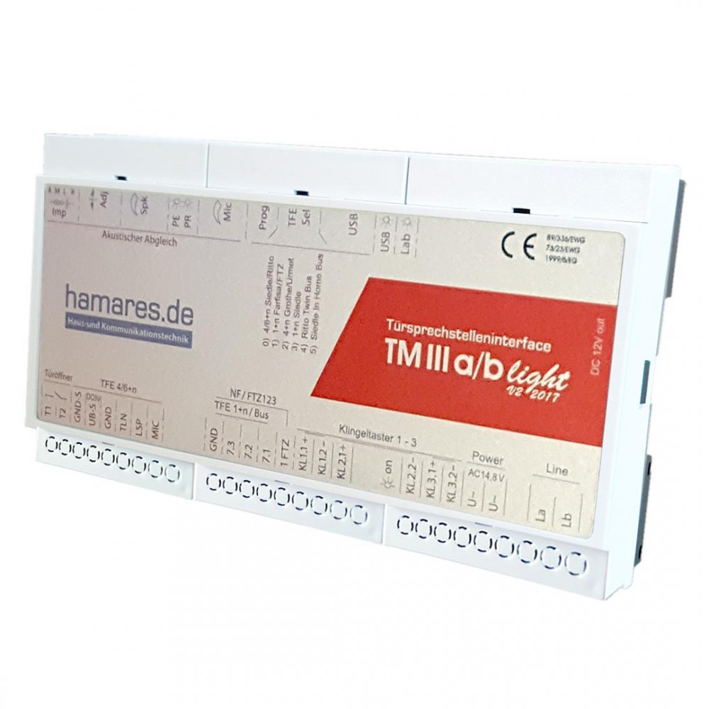 door intercom interface tm lll a/b light (made in germany), 189,90 €