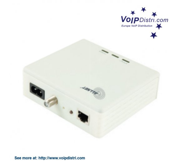 BNC Koax Zu RJ45 Ethernet Konverter Adapter Video Datenübertragung