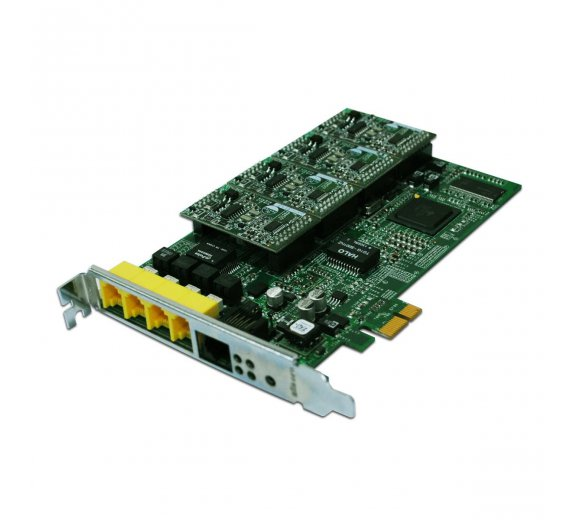 ALLO Analog Active Card with 4 FXO, compatible with 3CX