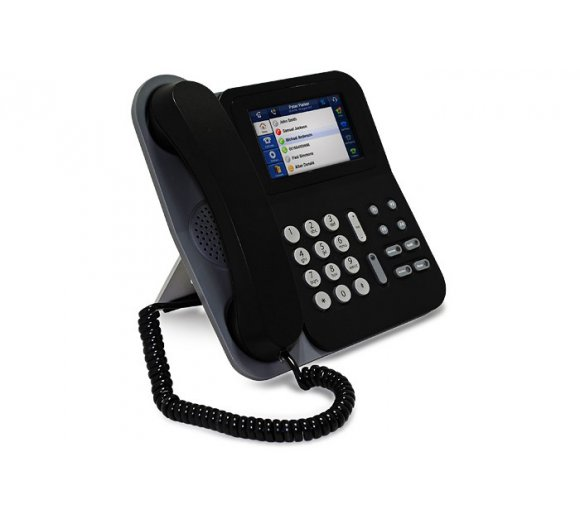 ALLO CIP-100 IP Phone 4.3 Touch Screen LCD Graphical Display,PoE, SIP **Refurbished Angebot / Generalüberholt **