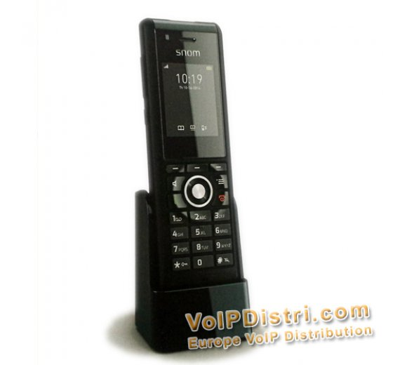 Snom M85, robustes IP65 DECT Handset mit Breitband-HD-Audio, Bluetooth