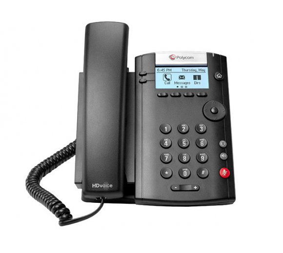 Polycom VVX201 Business Media Phone