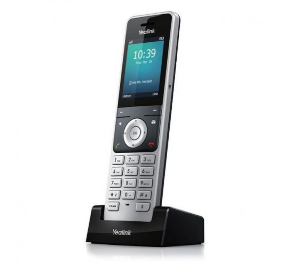 Yealink SIP-W56H Handset, additional cordless SIP Handset for W52P/W56P/W60 IP-DECT Base