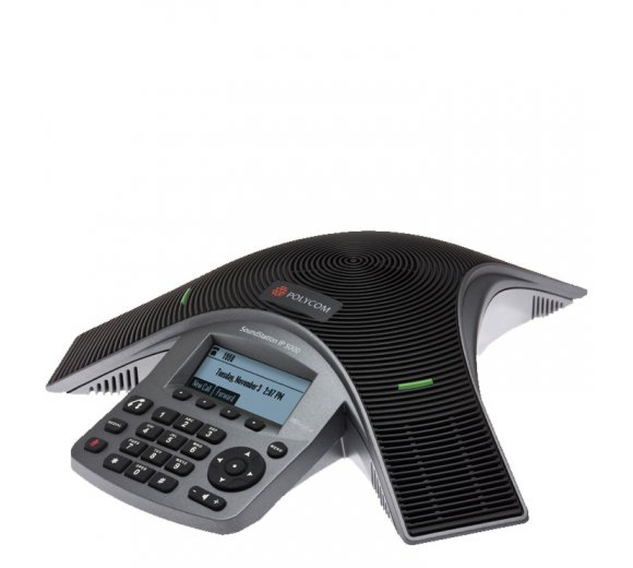 Polycom SoundStation IP 5000 IP Conference Phone (HD Voice)