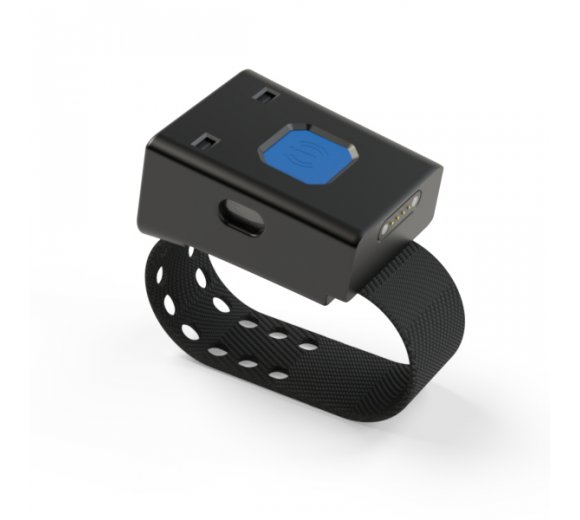 Teltonika TMT250 Quarantine Monitoring Solution wearable armband with GPS tracking for Quarantine-/ Offender monitoring device with Tamper detection, alarm button and no-movement