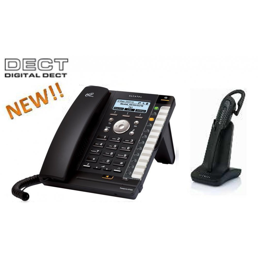 alcatel temporis ip370 sip ip300 ip telefon mit. Black Bedroom Furniture Sets. Home Design Ideas