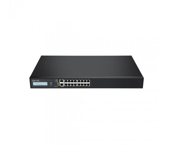 Flyingvoice FGW4148-16S SIP-Gateway 16x RJ11 FXS Ports and 50-pin Telco connector