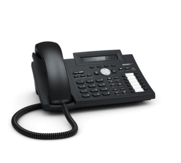 snom 320 V3, without power supply (desk phone or for wall mounting option)