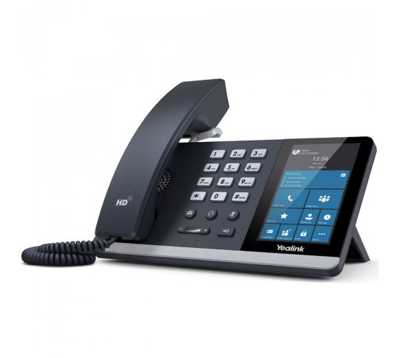 Yealink T55A Skype for Business IP Telefon