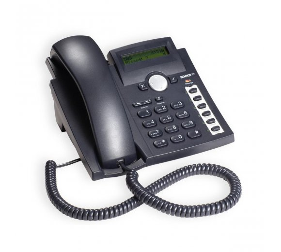 Snom 300+ VoIP Phone with PoE