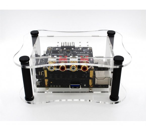 Acrylic Case (Clear) for Sparky + Kali + Piano 2.1