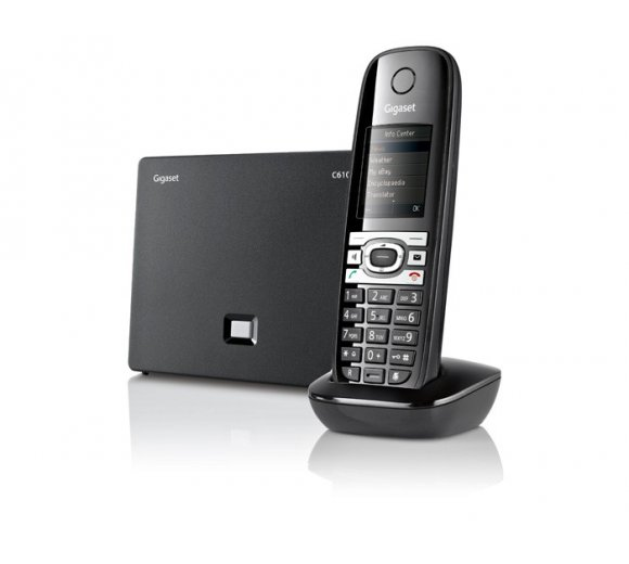 Gigaset C610 IP *Refurbished* IP DECT schnurlos VoIP...