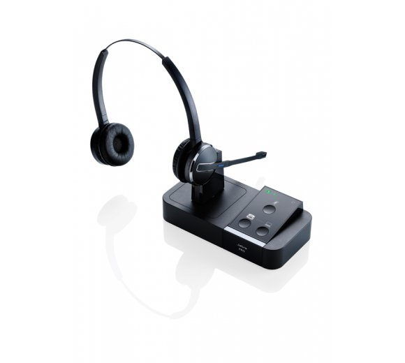 Jabra Gn9120 Duo Flex Nc Microphone With Ehs: DECT Headsets