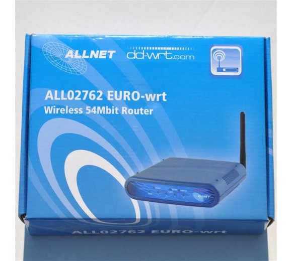 dd-wrt WLAN Router, 24,90 €