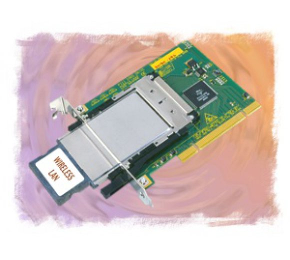 PCI to PCMCIA Adapter Typ2 / Typ3 (COM-ON-AIR)