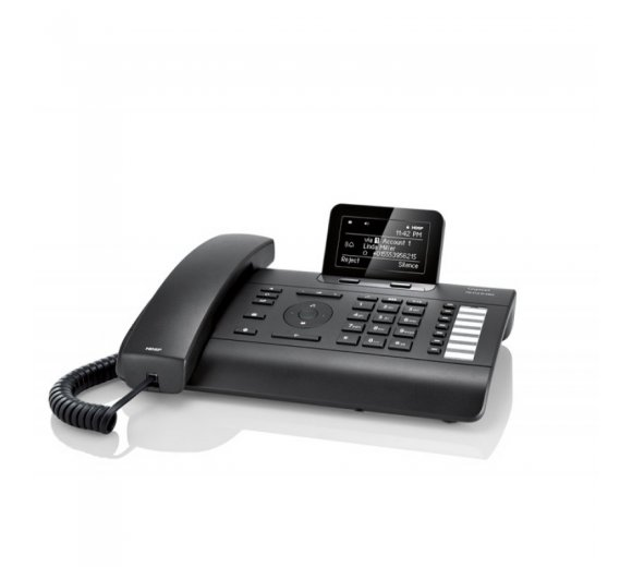 Yeastar MyPBX SOHO IP PBX (New)  for 32 Users + 6x Gigaset DE410 VoIP Telefone (Refurbished)