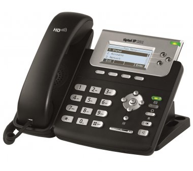 Tiptel IP 282 IP-Phone (FritzBox compatible)