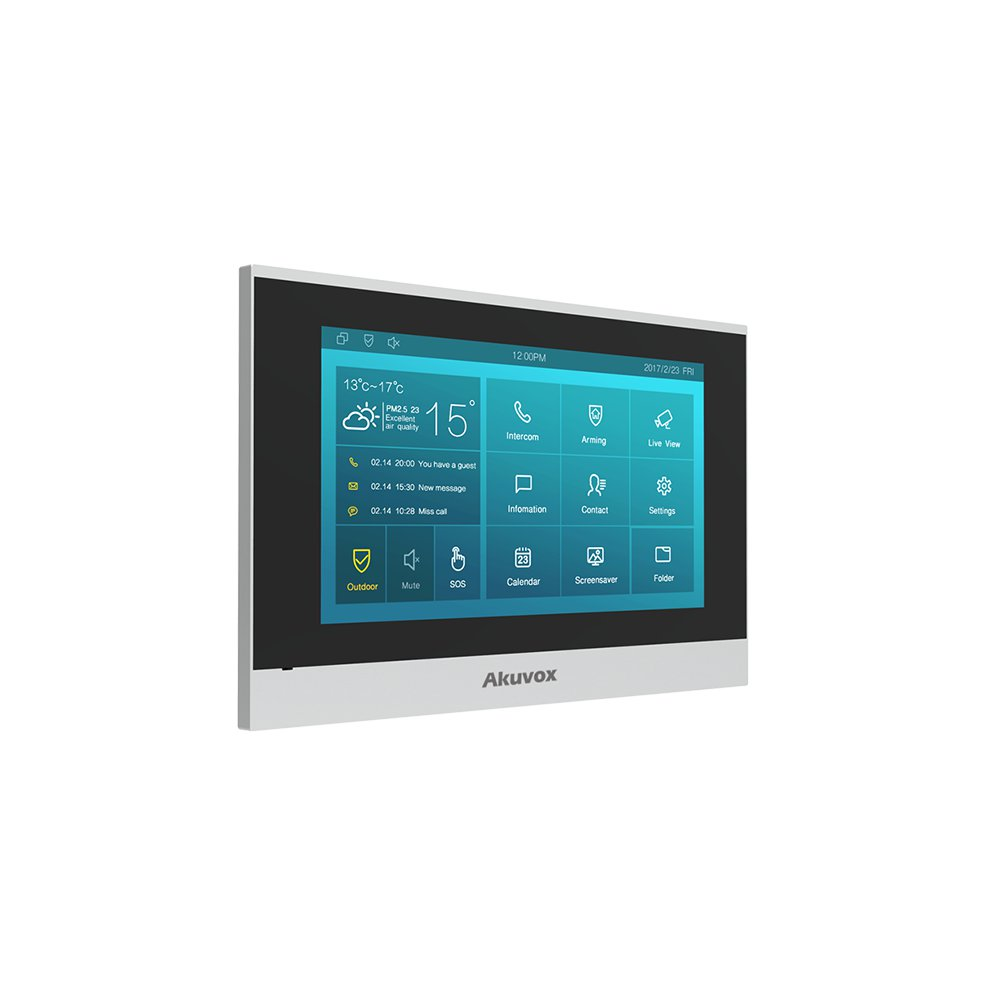 Akuvox C315s Low Cost Android Indoor Monitor 7