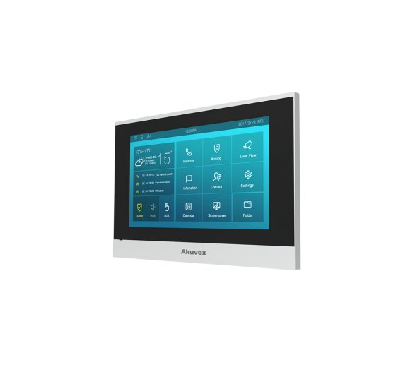 Akuvox C315S Low-cost Android Indoor Monitor (7 Touchscreen, Audio und Video)