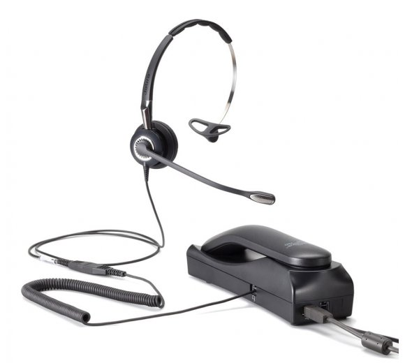 PLATHOSYS CT-220-PRO USB Handset (HAC, Headset connector)