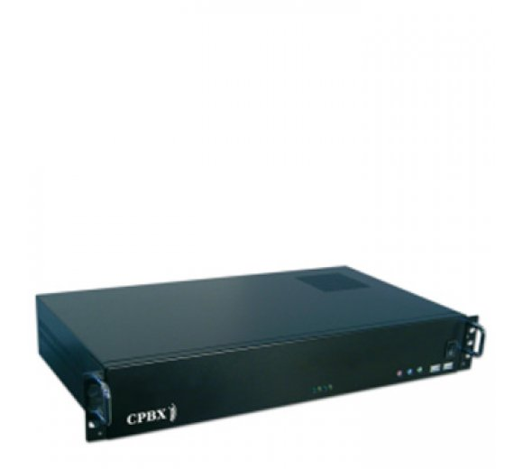 CPBX 19 Zoll Version z20p - pure VoIP 19 Rack - ohne ISDN