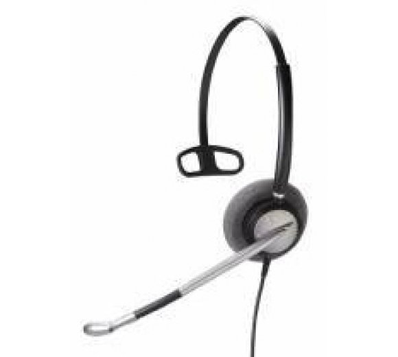 ADD-COM ADD-700 Wideband Monaural Noise Cancelling Monaural Telephone Headset with HD voice